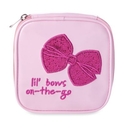 Lil Bows On-The-Go Baby Hair Accessories Case