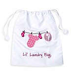 Lil Dirty Duds Baby Girl Laundry Bag