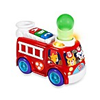 Kids II® Bright Starts™ Roll & Pop Fire Truck™