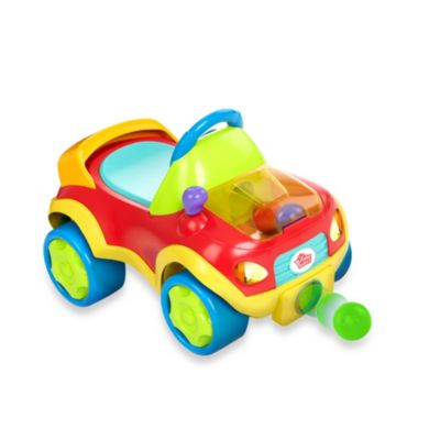 Bright Starts™ Having a Ball™ Pop & Roll Roadster™