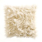 Kenneth Cole Reaction Home Landscape Faux-Fur Square Toss Pillow