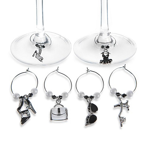 Bed Bath And Beyond Wine Glass Charms