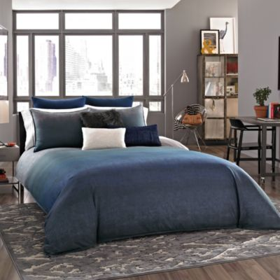 Kenneth Cole Reaction Home Haze Duvet Cover