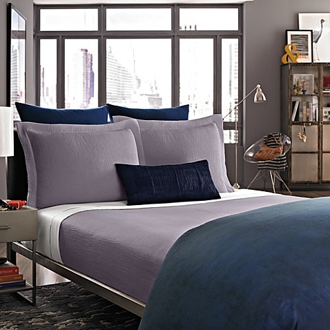 Buy Kenneth Cole Reaction Home Haze Coverlet Sham From Bed