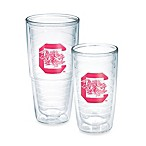 Tervis® University of South Carolina Emblem Tumbler with Lid in Neon Pink