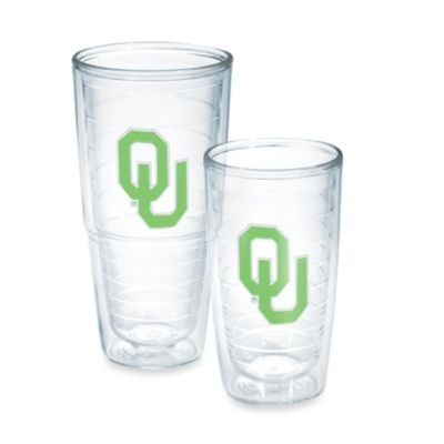 Tervis® University of Oklahoma Emblem Tumbler in Neon Green