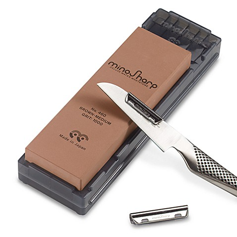 Global MinoSharp Professional Knife Sharpening Kit
