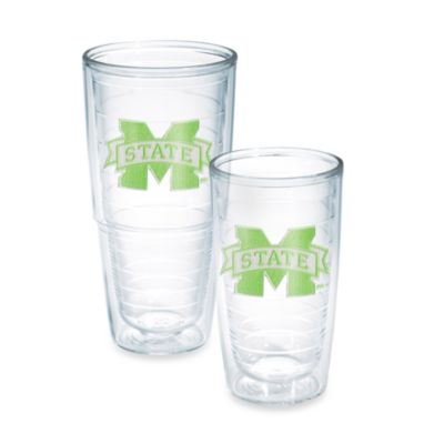 Tervis® Mississippi State University 16-Ounce Emblem Tumbler in Neon Green