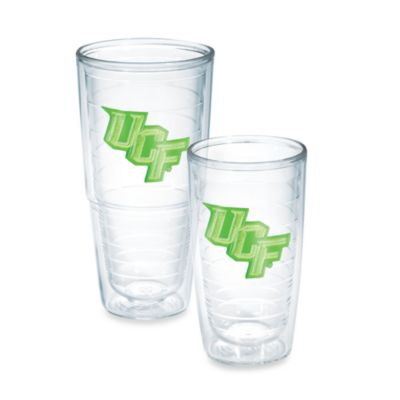 Tervis® University of Central Florida 16-Ounce Emblem Tumbler in Neon Green