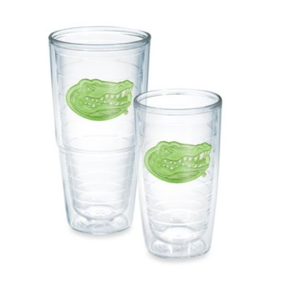 Tervis® University of Florida Emblem Tumbler in Neon Green