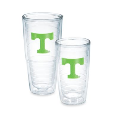 Tervis® University of Tennessee 16-Ounce Emblem Tumbler in Neon Green