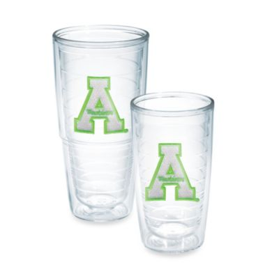 Tervis® Appalachian State University Emblem Tumbler in Neon Green