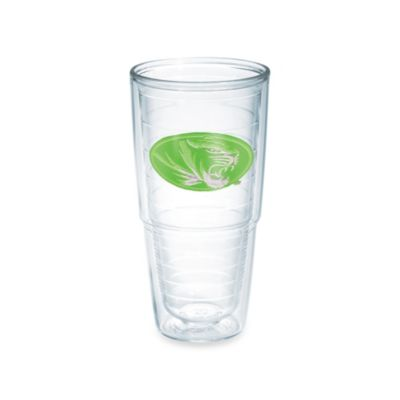 Tervis® University of Missouri 24-Ounce Emblem Tumbler in Neon Green