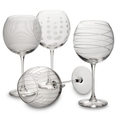 Mikasa® Cheers 24-1/2 oz. Balloon Goblet (Set of 4)
