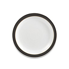 Denby Jet 9-Inch Salad Plate in Grey/White