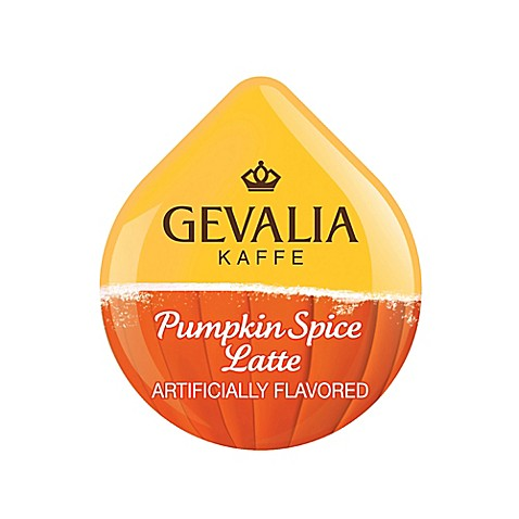 GEVALIA 16-Count Pumpkin Spice Latte T DISCs for TASSIMO™ Beverage System