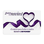 Tying the Knot Gift Card $50.00 in Spanish