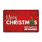 Merry Christmas Tree Gift Card $50.00