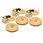 Picnic Time® Engraved MLB Circo Cheese Board Set