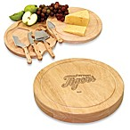 Picnic Time® Engraved MLB Detroit Tigers Circo Cheese Board Set