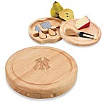 Picnic Time® MLB New York Yankees Brie Cheese Board Set