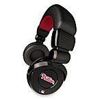 Philadelphia Phillies iHip® DJ-Style Headphones with Inline Microphone
