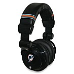 Miami Dolphins iHip® DJ-Style Headphones with Inline Microphone