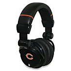 Chicago Bears iHip® DJ-Style Headphones with Inline Microphone