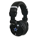 Dallas Cowboys iHip® DJ-Style Headphones with Inline Microphone