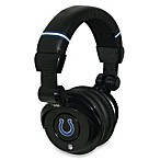 Indianapolis Colts iHip® DJ-Style Headphones with Inline Microphone