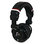 Atlanta Falcons iHip® DJ-Style Headphones with Inline Microphone