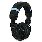 Carolina Panthers iHip® DJ-Style Headphones with Inline Microphone