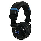 Detroit Lions iHip® DJ-Style Headphones with Inline Microphone