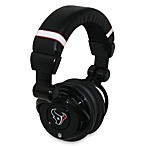 Houston Texans iHip® DJ-Style Headphones with Inline Microphone