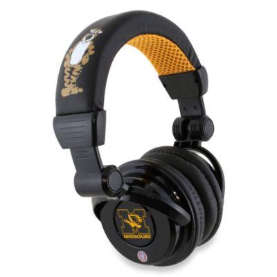 University of Missouri iHip® DJ-Style Headphones