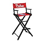 MLB Philadelphia Phillies Bar Height Directors Chair