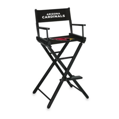 NFL Arizona Cardinals Bar Height Director Chair