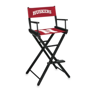 University of Nebraska Bar Height Director's Chair