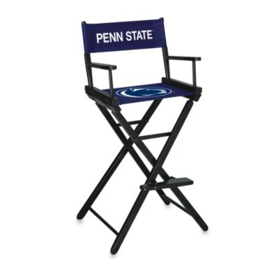 Penn State University Bar Height Director's Chair