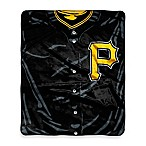 Pittsburgh Pirates Raschel Throw