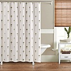 Lamont Home The Palm 72-Inch x 72-Inch Shower Curtain