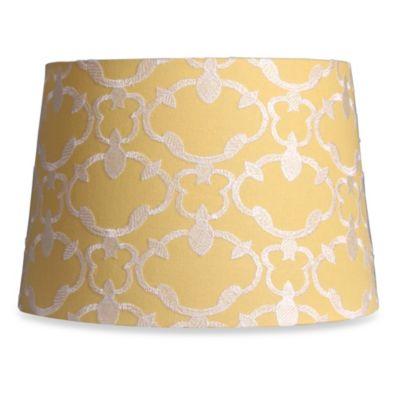 Yellow Lamp Shades