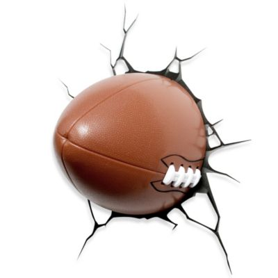Football 3D Deco/Night Light