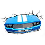 Classic Car 3D Deco/Night Light