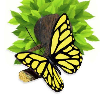Yellow Butterfly 3D Deco/Night Light