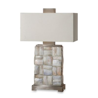 Uttermost Calaveras Mother of Pearl Lamp