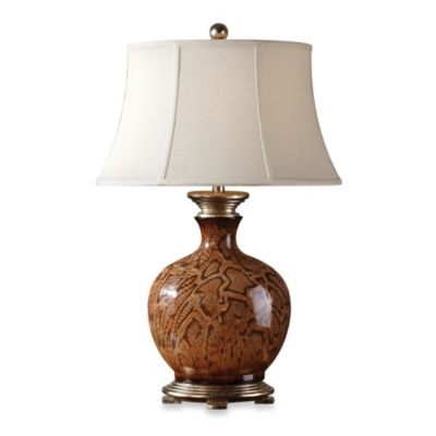 Uttermost Serpiente Table Lamp