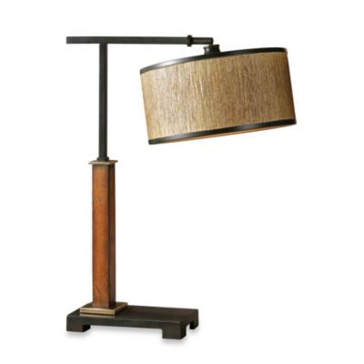 Uttermost Allendale Wooden Buffet Lamp