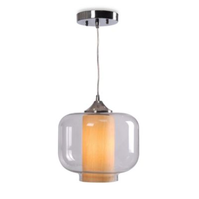 1-Light Pendant Light Fixture