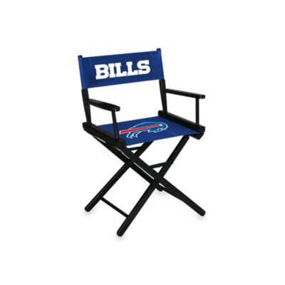 NFL Buffalo Bills Table Height Director Chair